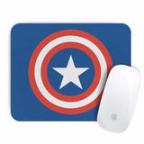 Mouse Pad Capitan America (d0035 Boleto Store)