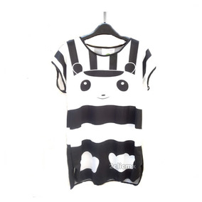 Pijama Kawaii Camison Panda Ropa Para Dormir Unitalla