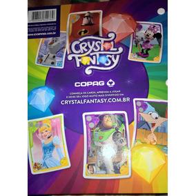 Porta Cards Crystal Fantasy Disney Unidade