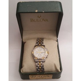cc92375429e Relogio Bulova Folheado A Ouro - Relógios no Mercado Livre Brasil