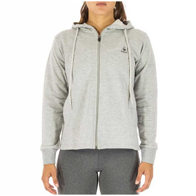 Campera Le Coq Sportif Lcs Light Fzhoody W Mujeres
