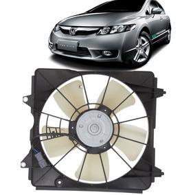 Ventoinha Eletroventilador New Civic 1.8 E 2.0 2006 A 2011