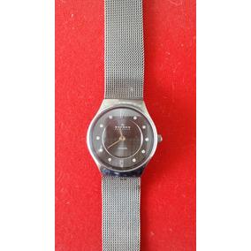 Relógio Skagen 809xltbn Titanium Blue Dial - Relógios De Pulso no ... 217fb78863