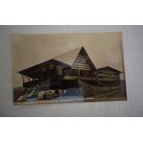 Cartão Postal Barbacena Cabana Da Mantiqueira Minas Gerais
