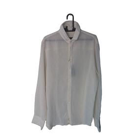 d26f5d04240 Camisa Armani  Branca  Manga Comprida  Original  Importada.