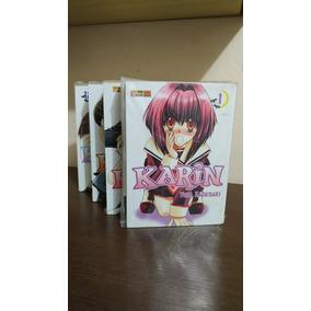Coleção Completa Mangá Karin