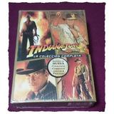 Indiana Jones Box 4 Dvd Originales