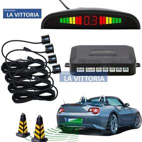Sensor Retro Parqueo Autos Camionetas Tuning 12v