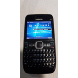 Celular Retro Nokia E63.