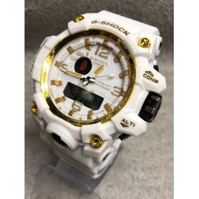 aea0e943d9d Relógio Masculino G Shock Dourado - Relógio Masculino no Mercado ...