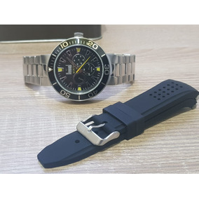 Relógio Dumont Rotor Troca Pulseiras Du6p29abw/3p