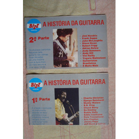 Revista Bizz Especial A História Da Guitarra 1ª E 2ª Partes