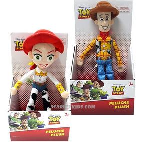 Muñecas Disney Toy Story Jessie Mide 30 Cm La Mas Grande ... fcfa42c9680