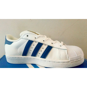 3f4c1231df5 Tenis adidas Superstar Foundation C Originales
