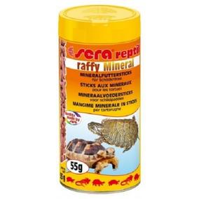 Ração Sera Répteis Raffy Mineral - 55g