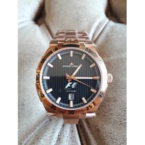 e2a9bede444 Relogio Jacques Lemans F1 Pulseira - Relógios De Pulso no Mercado ...