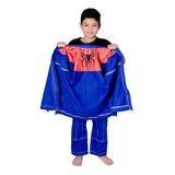 Kimono Infantil Jiu Jitsu Spider Reforçado Faixa Grátis !!!