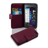 Cadorabo Book Style Wallet Design Para Blackberry Z10 Con 2