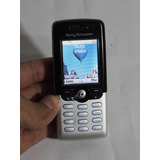 Celular Retro Sony Ericsson T610 Telcel Funcionando