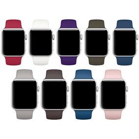 Pulseira Silicone Sport Para Apple Watch 38mm / 42mm