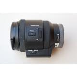 Lente Sony 18 200 Mm Power Zoom Pz Selp18-200mm F/3.5-6.3