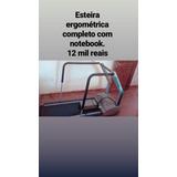Esteira Ergometrica Com Notbook