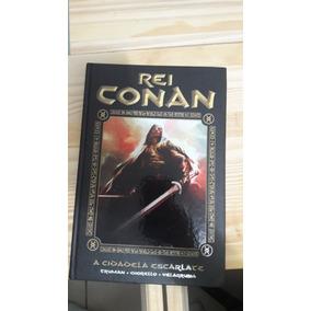 Rei Conan A Cidadela Escarlate Volume 1