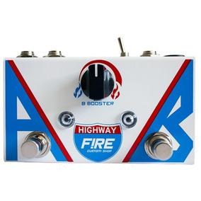 Pedal Fire Custom Shop Highway Ab E Booster | Led Indicador