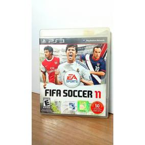 Fifa Soccer 11 Ps3 Seminovo