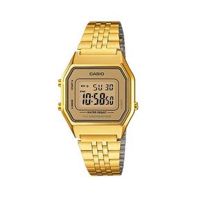 ed744fcc0d2 Relogio Casio Feminino Pequeno - Relógios no Mercado Livre Brasil