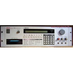 Akai S900 - Esquema Eletrônico Leia O Anúncio