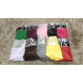 Kit Com 10 Calcinhas Calvin Klein Originais Frete Grátis - Moda ... 1fe145d88f