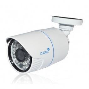 Câmera De Segurança Infra 25m Ahd 720p 3,6mm Clear