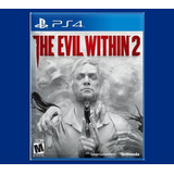 The Evil Within 2 Ps4 Disponible