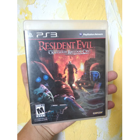Resident Evil - Operation Raccoon City - Ps3