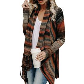 Chaleco Sueter Largos Mujer - Vestuario y Calzado en Mercado Libre Chile e5f1dfc71d4b