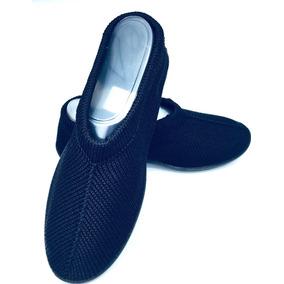 Zapatos De Descanso Plumex Para Abuelas, Tías. Color Negro