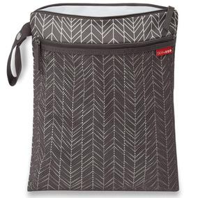 Bolsa Wet And Dry - Linha On-the-go - Cor Grey Feather