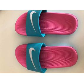 Ojotas Nike Slip Divinas De Nena
