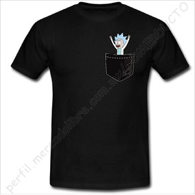 Playera Rick And Morty Playera Tiny Rick Playeras Tiny Rick
