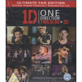 Legoz Zqz One Direction This Is - Fisico - Blu Ray Ref -1184