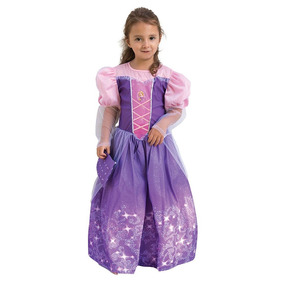 Juguete Disney Cad119110 Rapunzel Gala Talle 2