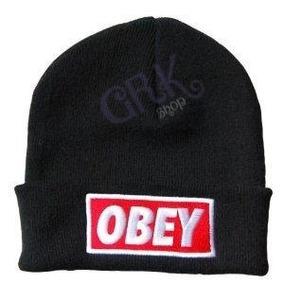 6aecd8e962113 Touca Gorro Obey Swag Tumblr Skate