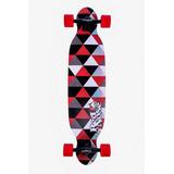 Skate Longboard Red Nose - Shield