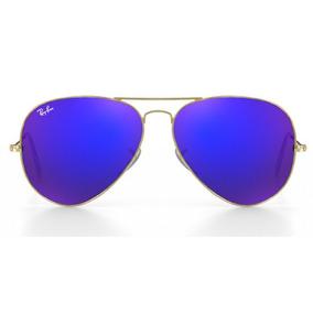 Óculos Escuros De Sol Ray Ban Aviator Oculos - Óculos De Sol Outras ... 5f3c028880
