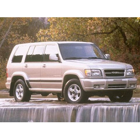 Isuzu trooper manual de reparacion | manual transmission | motor.