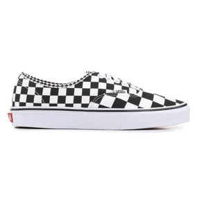 Tenis Vans Authentic (mix Checker) Black Nuevo Vn0a38emq9b
