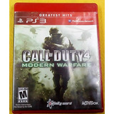 Call Of Duty Modern Warefare Ps3