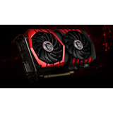 Tarj. Video Msi Gtx 1050ti 4gb Ddr5 (gtx 1050 Ti Gamingx 4g)