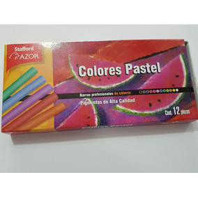 Colores Pastel Stafford 36 En Mercado Libre México